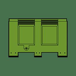 Müllgroßbehälter | MGB