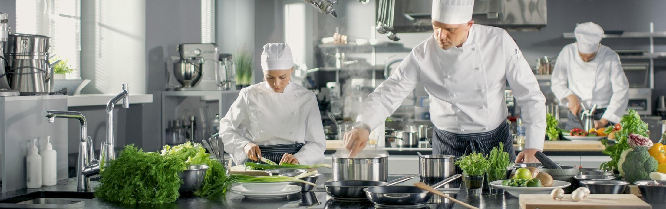 Gastronomie Und Handel